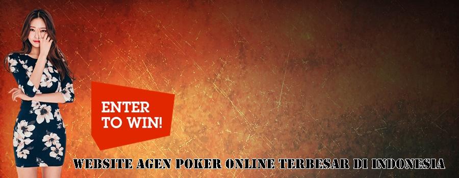 Website Agen Poker Online Terbesar Di Indonesia